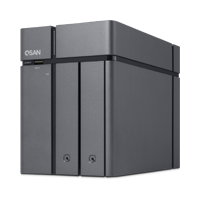 QSAN XCubeNAS XN3002T 2 Bay Tower NAS