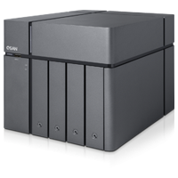 QSAN XCubeNAS XN5004T 4 Bay Tower NAS