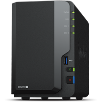 Synology DS218Plus all in one 2Bay NAS