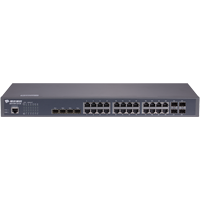 Bdcom S2928 24 Port Gigabit TX, 4 Port Combo Gigabit TX/SFP, 4 Port GE/10GE SFP+ Layer2 Switch