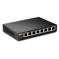 Draytek VigorSwitch G1080 8 Port Smart Lite Gigabit Switch