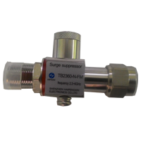 Sundray TB2360-N-FM 2.3-6GHz antenna feeder lighting arrester for S800